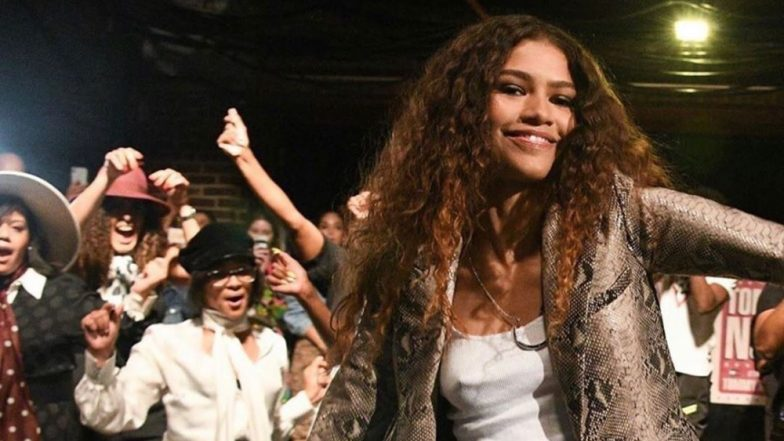 Zendaya Debuts Her Tommy Hilfiger Line At The New York Fashion Week With A Collection That Is Bold, Diverse And Interesting