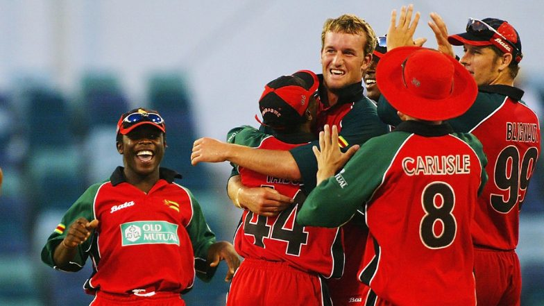 Live Cricket Streaming of Zimbabwe vs Nepal 1st T20I Online: Check Live Cricket Score, Watch Free Telecast of ZIM vs NEP Singapore T20I Tri-Series 2019 on Cricket Singapore YouTube