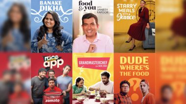 Zomato to Launch 18 Originals Shows With Sanjeev Kapoor, Banake Dikha with Sumukhi Suresh on September 16