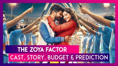 The Zoya Factor: Cast, Story, Budget, Prediction Of The Sonam Kapoor And Dulquer Salmaan Starrer