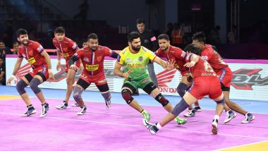 PKL 7 Match Results: Dabang Delhi Beat Patna Pirates 43–39 in a Thriller