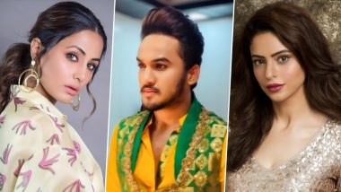 Aamna Sharif, Faisal Khan, Hina Khan – Take a Look at the TV Newsmakers of the Week