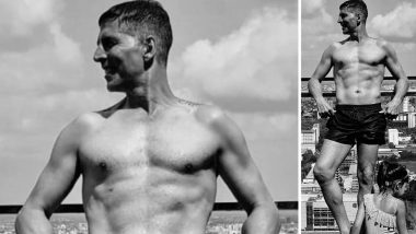Akshay Kumar Shares a Shirtless Pic on Birthday and Urges Fans to Stay Fit Naturally