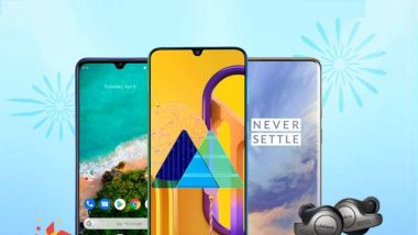 Amazon Great Indian Festival Sale 2019 Announced; To Bring Never Seen Offers on Xiaomi Mi A3, OnePlus 7 Pro, Samsung's Galaxy M30 & More