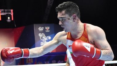 Amit Panghal Among 4 Indian Boxers to Seek Quarterfinal Spot at AIBA Men's World Championships 2019