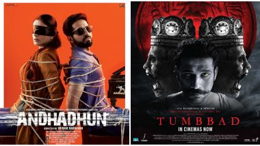 IIFA 2019 Technical Awards Full Winners List: Andhadhun and Tumbbad Bag Maximum Awards