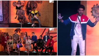 MTV Ace of Space 2: Shivin Narang Enters The Show, Roots For Baseer Ali and Salman Zaidi!