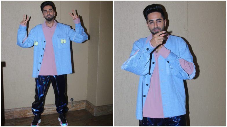 Yo or Hell No! Ayushmann Khurrana Keeps It Quirky as He Promotes Dream Girl