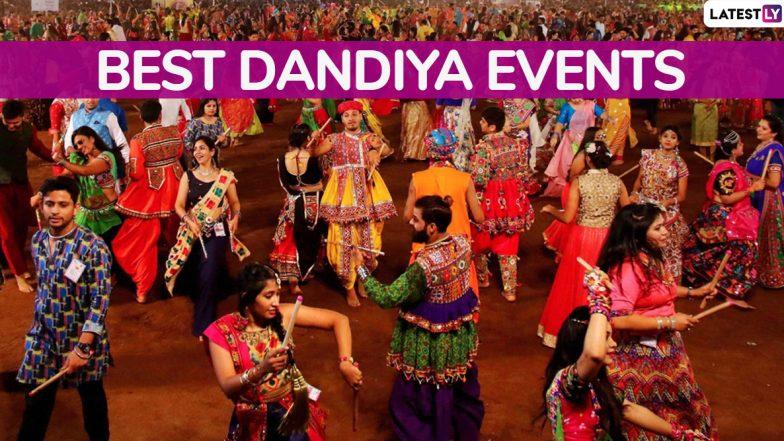 Dandiya and Garba Events Near Me During Navratri 2019: Date, Ticket Price and Venues in Ahmedabad, Mumbai, Delhi and Kolkata