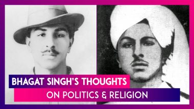 Bhagat Singh 112th Birth Anniversary: Remembering The Revolutionary's Speeches & Writings On Freedom