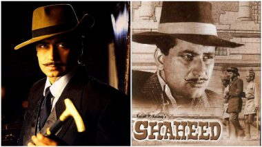 Bhagat Singh 112th Birth Anniversary: 5 Movies on the Freedom Fighter's Life That We All Must Watch