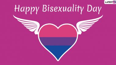 Celebrate Bisexuality Day 2019 Date: Know Bisexual Pride Day History, Significance & Celebrations Associated With Bi Visibility Day