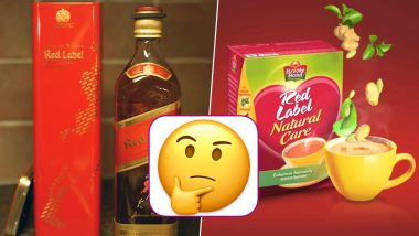 #BoycottRedLabel Trends on Twitter, Users Are Confused What to Boycott, Tea or Whiskey?
