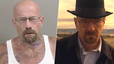 Breaking Bad's Walter White Lookalike Wanted by Illinois Police on Meth Allegations, View His Pic