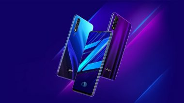 Vivo Z1x Smartphone With 48MP Triple Camera & Snapdragon 712 SoC Launched; Price in India, Offers, Variants & Specifications