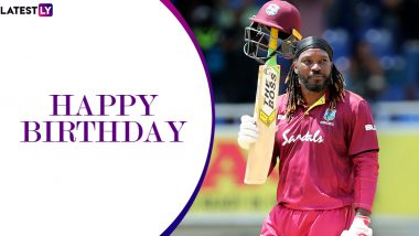 Happy Birthday Chris Gayle: Five Times When Opposition Faced the Wrath of 'Universe Boss'