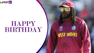 Happy Birthday Chris Gayle: Funny Yet Cool Dance Videos of the West Indies Cricketer Prove He Is The Ultimate Rockstar