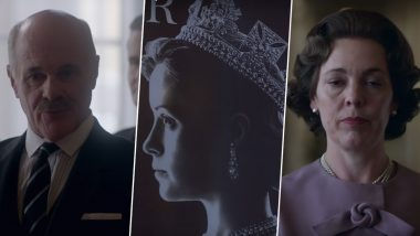 The Crown Season 3: Olivia Colman As Queen Elizabeth II Makes Quite The Impression! (Watch Video)