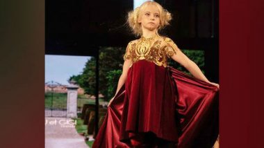 NYFW 2019: Nine-Year-Old Double-Amputee Walks Runway for Lulu Et Gigi Couture at New York Fashion Week (View Pics & Videos)