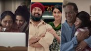 Daughter's Day 2019: These Emotional Ads by Star Plus, Google India, Tanishq Highlight the Beautiful Parent-Daughter Relationship