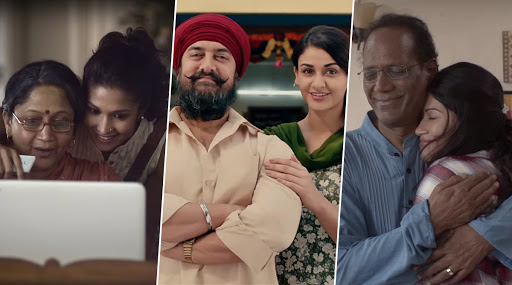 Daughter's Day 2019: These Emotional Ads by Star Plus, Google,  Tanishq And Other Brands Highlight the Beautiful Parent-Daughter Relationship