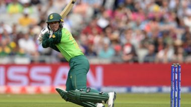 India vs South Africa 3rd T20I 2019 Live Cricket Score Updates: Quinton De Kock Gives an Upper Hand to the Visitors