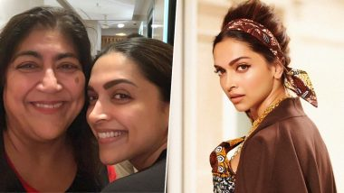 Bend It like Deepika Padukone! Gurinder Chadha Is Impressed by the Actress' 'Business Acumen' After a Meeting (See Pic)