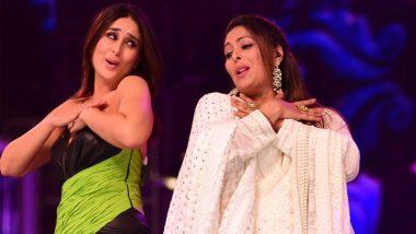 Dance India Dance 7: Kareena Kapoor Khan Reprises Kabhi Khushi Kabhi Gham's Poo Alongside Choreographer Geeta Kapur On The Stage!