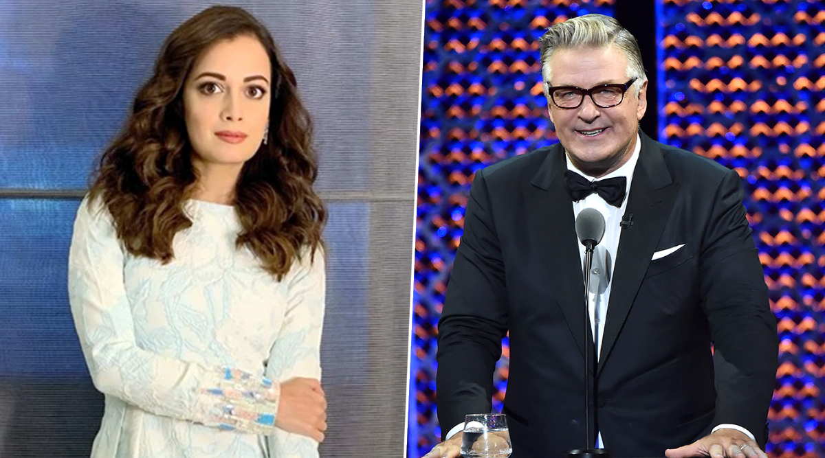 Dia Mirza, Alec Baldwin Host the United Nations' Champions Gala 2019 | 🎥 LatestLY