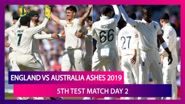 Ashes 2019 5th Test, Day 2 Stat Highlights: Jofra Archer Jolts Australia With his 6-Wicket Haul