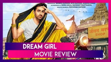 Dream Girl Movie Review: Ayushmann Khurrana Is Awesome In This Hilarious Entertainer