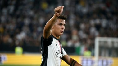 Juventus Wishes Paulo Dybala Amidst Transfer Rumours For Argentina vs Chile, Friendly Game