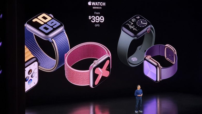 Apple Watch Series 5 & New iPad Launched Along Side iPhone 11 Series; Prices, Features & Specifications