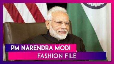 Happy 69th Birthday Narendra Modi: Times When India's Prime Minister Gave Us Major Fashion Goals