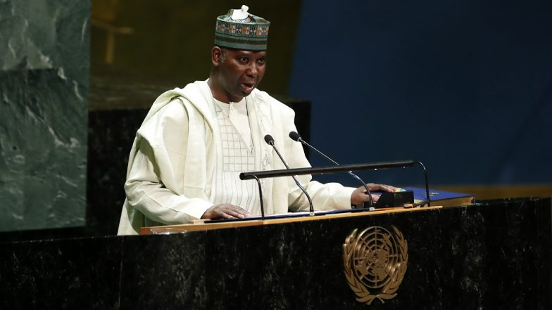 74th Session of General Assembly Opens at UN Headquarters in New York