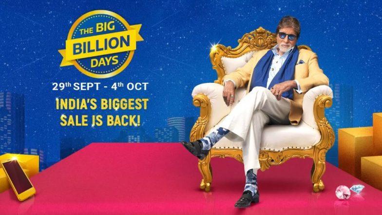 Flipkart's The Big Billion Days 2019 Sale: Amazing Deals & Price Drop on Mobiles, TVs, Appliances & Laptops