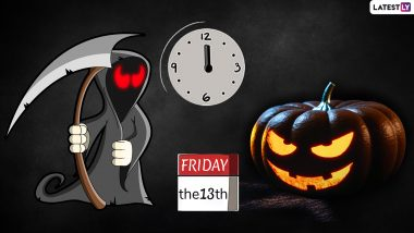 It is Friday the 13th 2019! Twitterati Celebrate the Spooky Day by Sharing Funny Memes & Jokes
