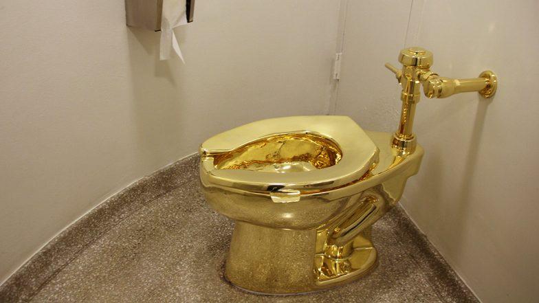 Guggenheims Gold Toilet - A Mockery or High Art?   Widewalls