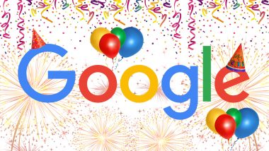 Happy Birthday Google! Unbelievable Facts About The Search Engine That You Probably Have to 'Google' to Confirm