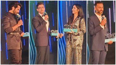 GQ Men of the Year Awards 2019 Winners List: Shahid Kapoor, Hrithik Roshan, Katrina Kaif, Anand Ahuja Win Big at the Glitzy Event (See Pics)