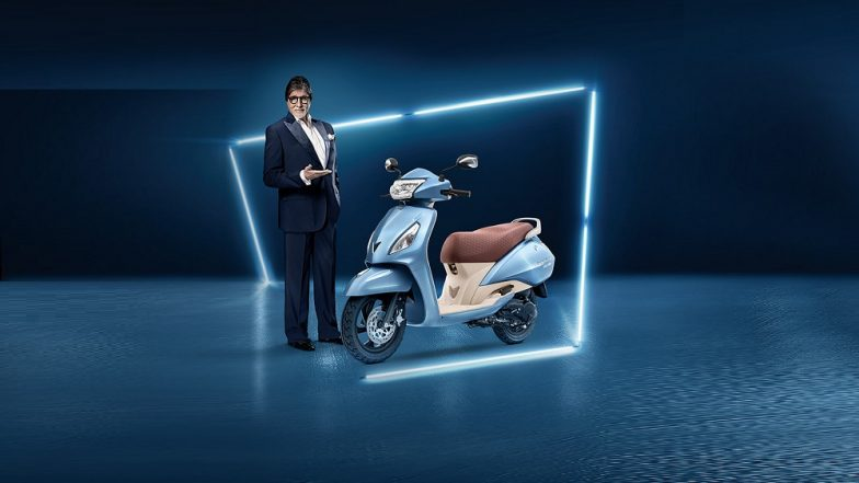 TVS Jupiter Grande Edition With SmartXConnect Bluetooth System Launched; Priced in India at Rs 62,346