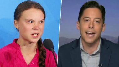 Greta Thunberg Is 'Mentally Ill' Says Fox News' Conservative Guest, Channel Says Sorry