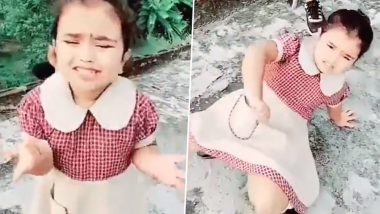 Video of a Little Girl Dancing on 'O Saki Saki' Song Goes Viral, and The Internet is Divided