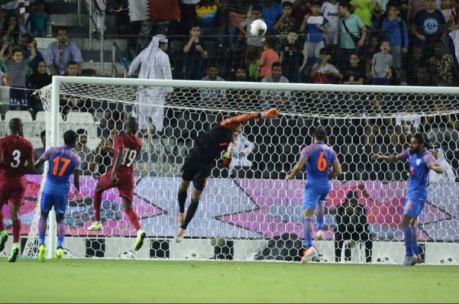 India Vs Qatar, Match Report & Highlights: Indian Football Team Hold Asian Champions to a Famous 0–0 Draw in FIFA World Cup 2022 Qualifiers