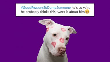 #GoodReasonsToDumpSomeone Trends on Twitter With Social Media Users Sharing Hilarious Reasons to Dump Their Partner, Check Funny Memes & Jokes