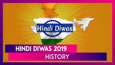 Hindi Diwas 2019: History Of The Day That Highlights The Importance Of Hindi Language