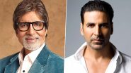 Amitabh Bachchan and Akshay Kumar Slammed For Supporting The Metro Construction, Twitterati Call Them Hypocrites