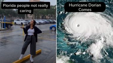 As Hurricane Dorian 'Dangerously' Approach Florida, US State Citizens Make Funny TikTok Memes to Lighten the Mood!