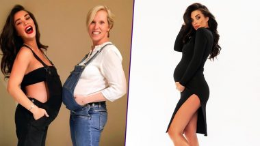 Amy Jackson Is Flaunting Her Baby Bump in This Stylish Pregnancy Photoshoot (View Pics)