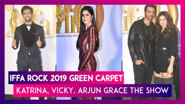 Iifa Rocks 2019 Green Carpet: Katrina Kaif, Vicky Kaushal, Arjun Rampal & Other Stars Grace The Show
